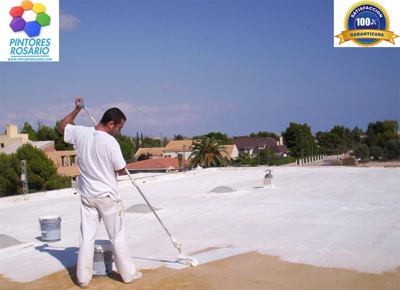 Impermeabilizaciones rosario pintores rosario - Pintura para techos con humedad ...